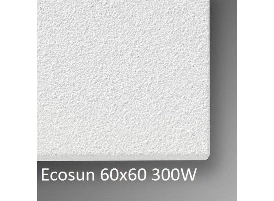 Ecosun korrel structuur infrarood paneel 60x60 300 Watt