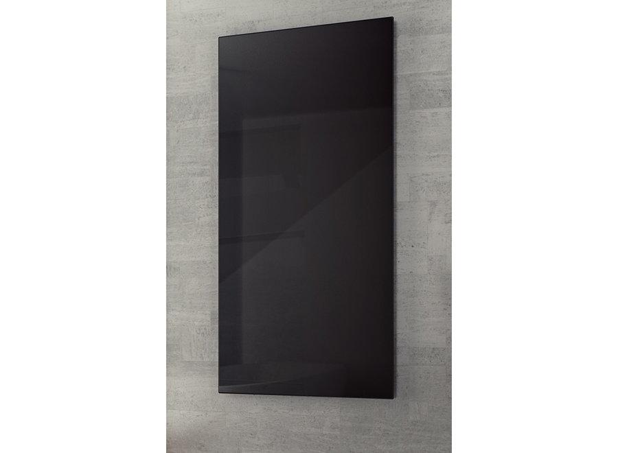 Design glasplaat zwart