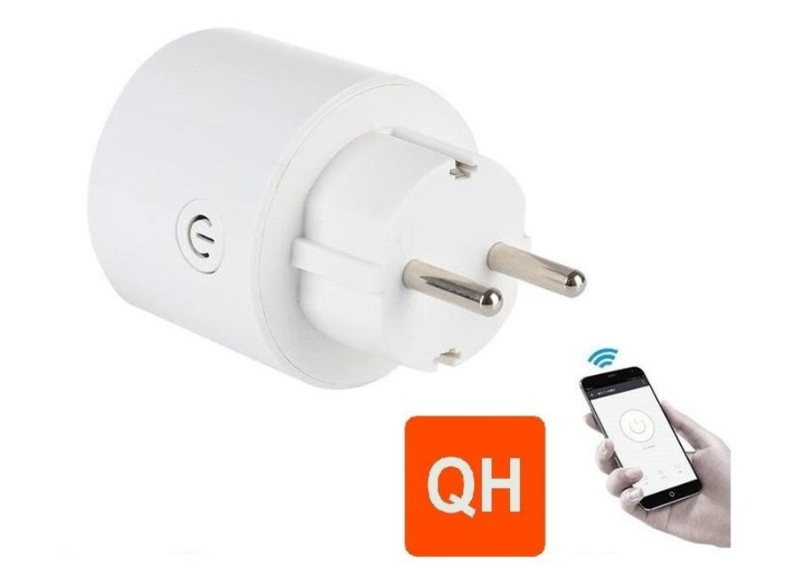 Wifi plug-in stopcontact schakelaar 16A smartphone