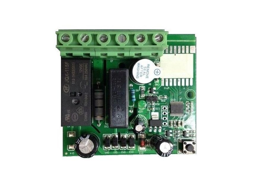 PCB mini 5Aontvanger inbouwdoos