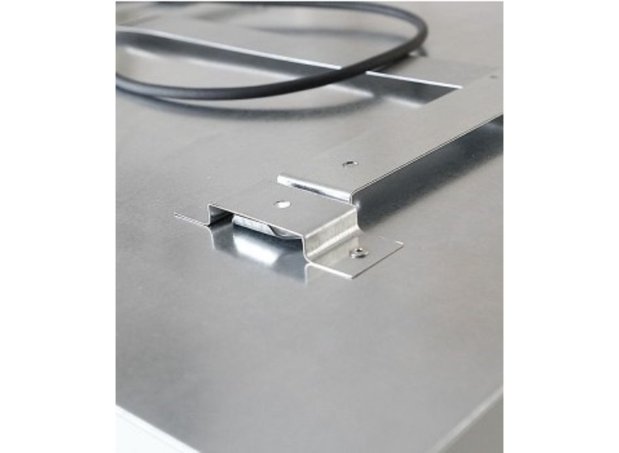 Ecosun korrel structuur infrarood paneel 80x119 850 Watt