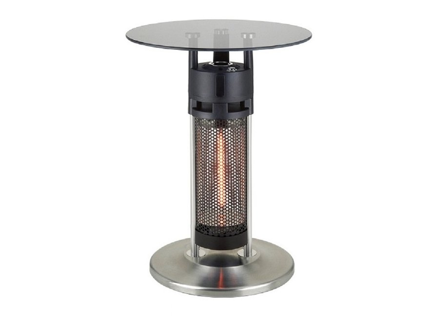 Laag model infrarood tafel terrasheater 65 CM 1200Watt