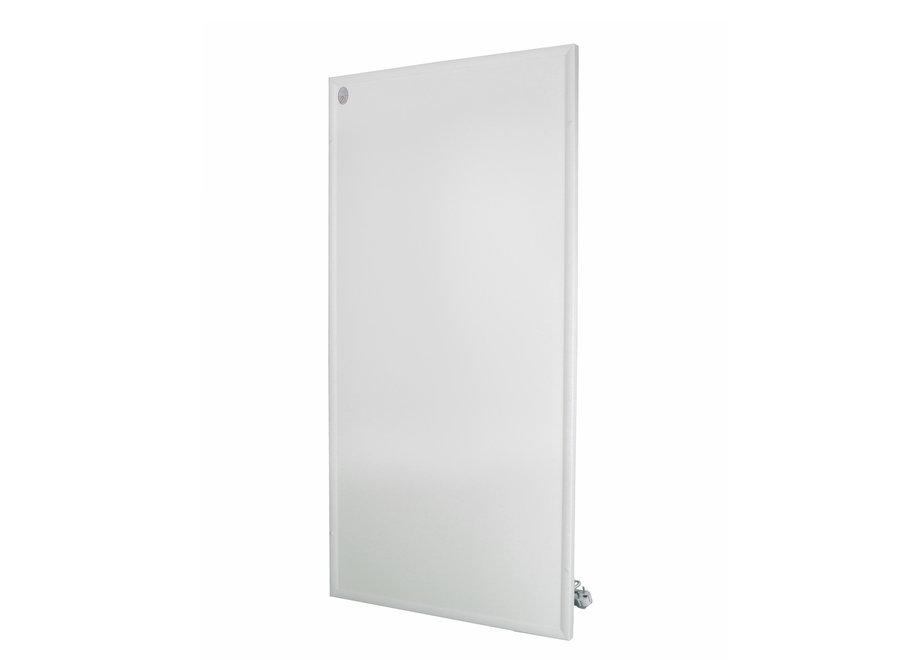 Infraroodpaneel wit met ledverlichting 70x70 350 Watt
