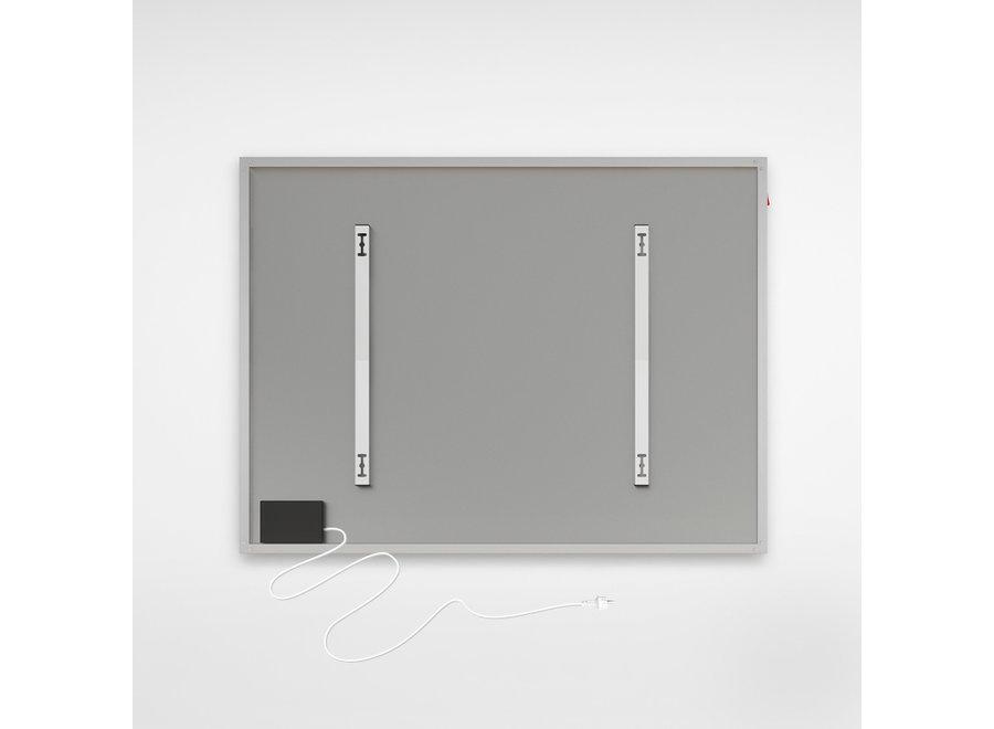 Infrarood paneel met aluminium kader 900Watt 120x75 cm