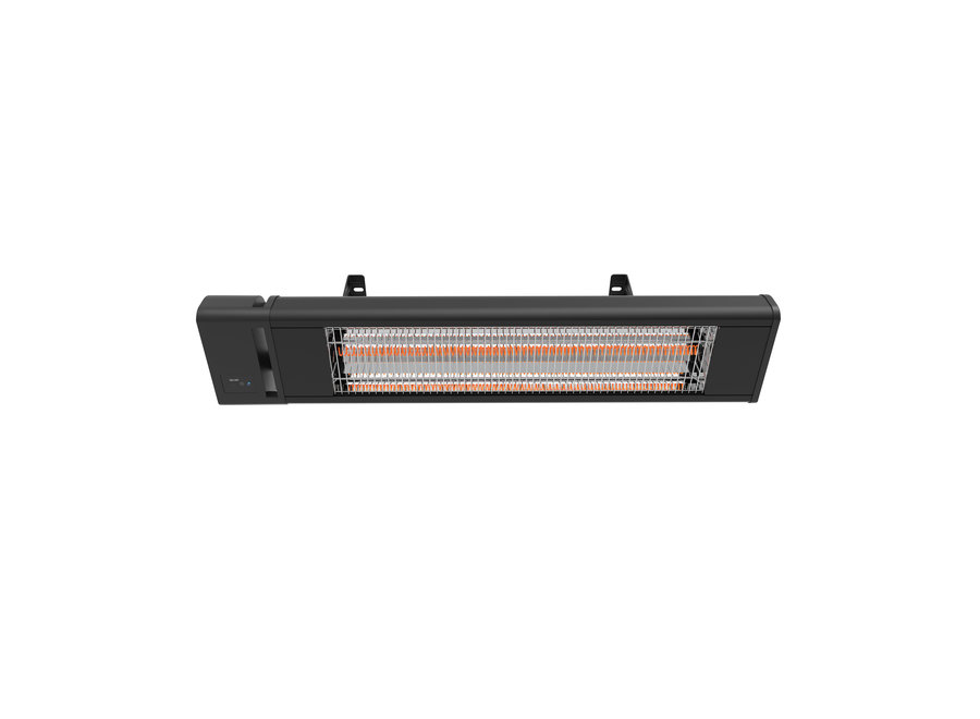 Infrarood heater 1800W met afstandsbediening