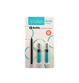 Zensations ZenSations Menthol 0mg nicotine cartridge 2 stuks