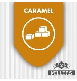 Millers Juice Miller Juice E-liquid Silverline 10 ml Caramel 0 mg