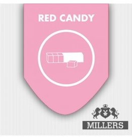 Millers Juice Miller Juice E-liquid Silverline 10 ml Red Candy 0 mg
