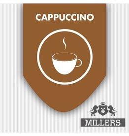 Millers Juice Miller Juice E-liquid Silverline 10 ml Cappuccino 0 mg