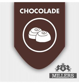 Millers Juice Miller Juice E-liquid Silverline 10 ml Chocolade 6 mg