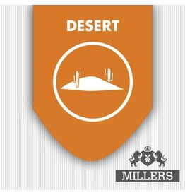 Millers Juice Miller Juice E-liquid Silverline 10 ml Desert 0 mg