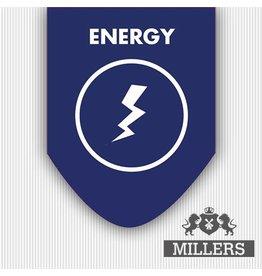 Millers Juice Miller Juice E-liquid Silverline 10 ml Energy 0 mg