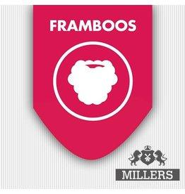 Millers Juice Miller Juice E-liquid Silverline 10 ml Framboos 0 mg