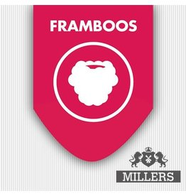 Millers Juice Miller Juice E-liquid Silverline 10 ml Framboos 18 mg