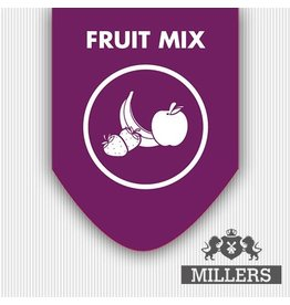 Millers Juice Miller Juice E-liquid Silverline 10 ml Fruitmix 0 mg