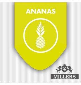Millers Juice Miller Juice E-liquid Silverline 10 ml Ananas 0 mg