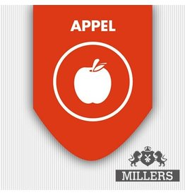 Millers Juice Miller Juice E-liquid Silverline 10 ml Appel 0 mg