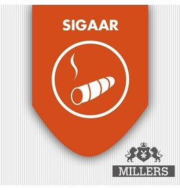 Millers Juice Miller Juice E-liquid Silverline 10 ml Sigaar 12 mg