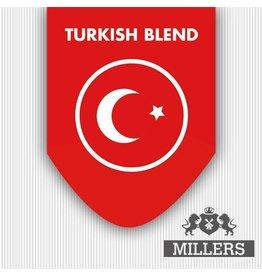 Millers Juice Miller Juice E-liquid Silverline 10 ml Turkish Blend 0 mg