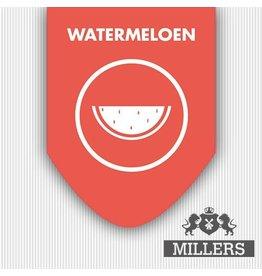 Millers Juice Miller Juice E-liquid Silverline 10 ml Watermeloen 0 mg
