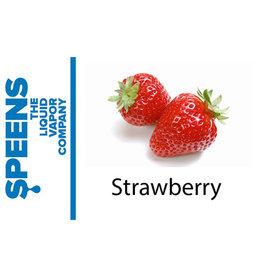 Speens Speens E-Liquid Strawberry zonder nicotine