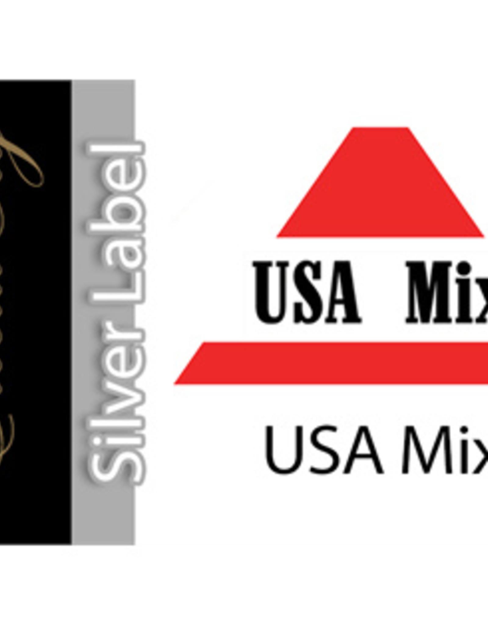 Exclucig Exclucig Silver Label E-liquid USA Mix 18 mg Nicotine