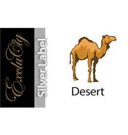 Exclucig Exclucig Silver Label E-liquid Desert 0 mg Nicotine