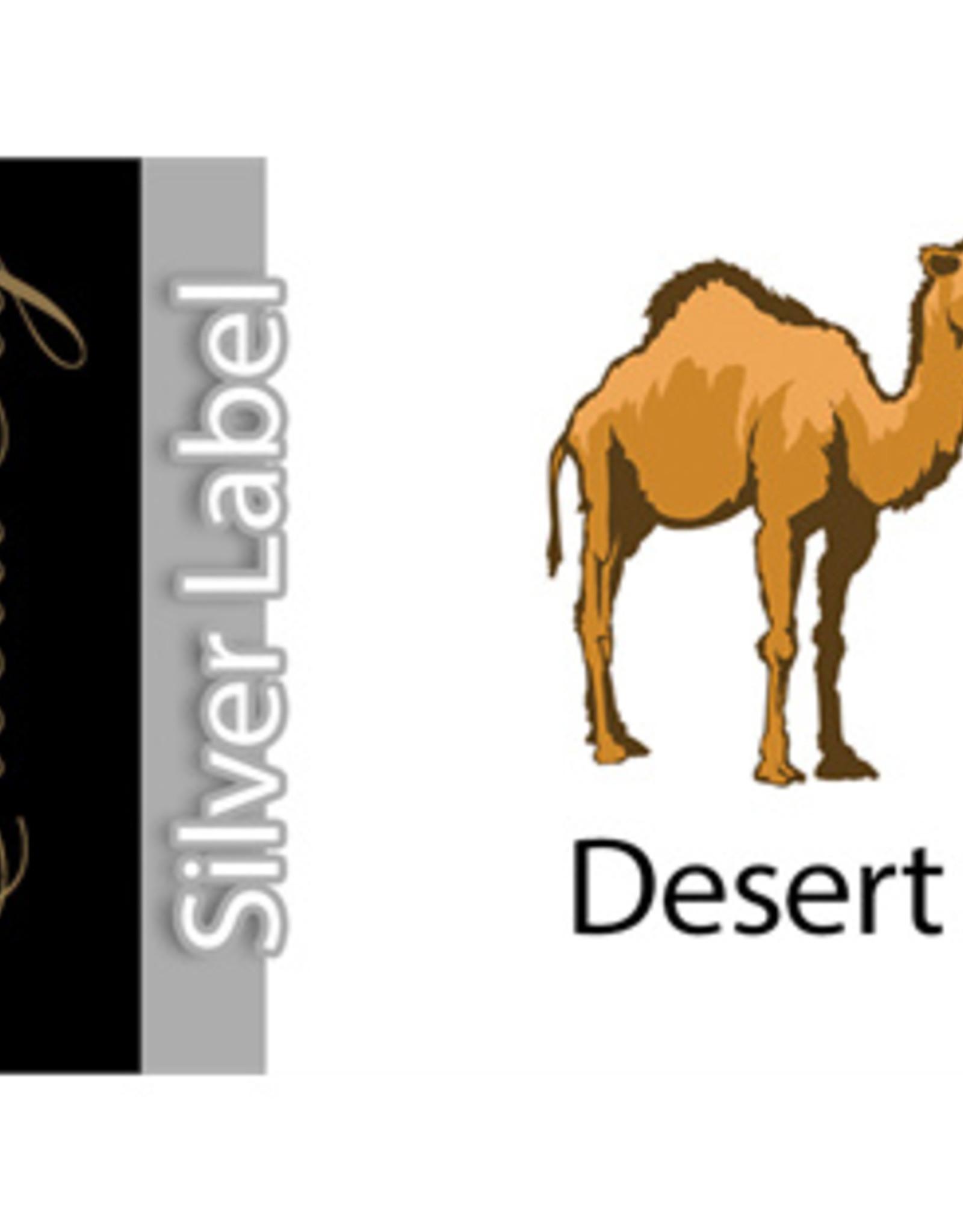 Exclucig Exclucig Silver Label E-liquid Desert 18 mg Nicotine