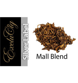 Exclucig Exclucig Silver Label E-liquid Mall Blend 0 mg Nicotine