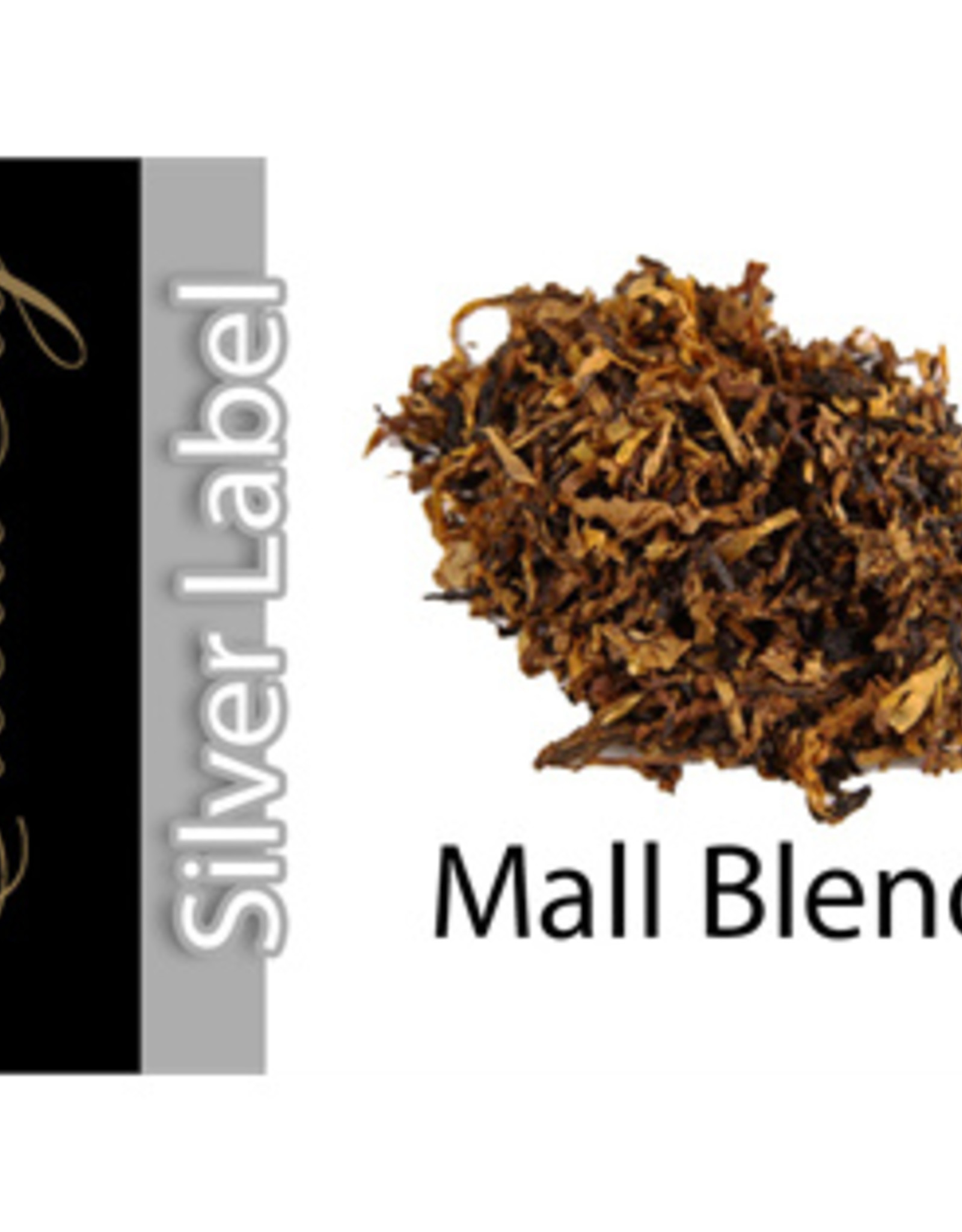 Exclucig Exclucig Silver Label E-liquid Mall Blend 12 mg Nicotine