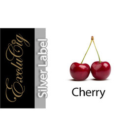 Exclucig Exclucig Silver Label E-liquid Cherry 6 mg Nicotine