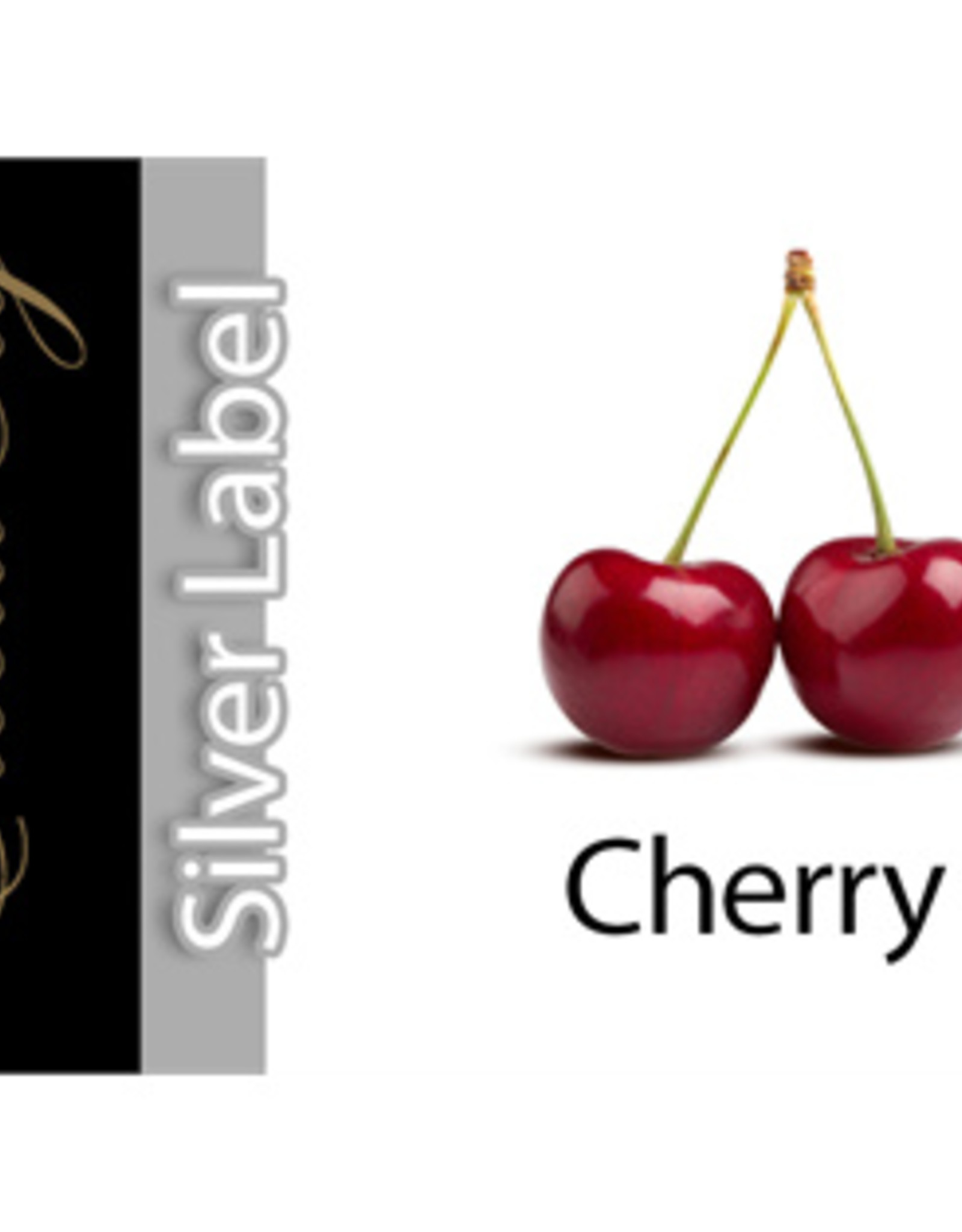 Exclucig Exclucig Silver Label E-liquid Cherry 12 mg Nicotine