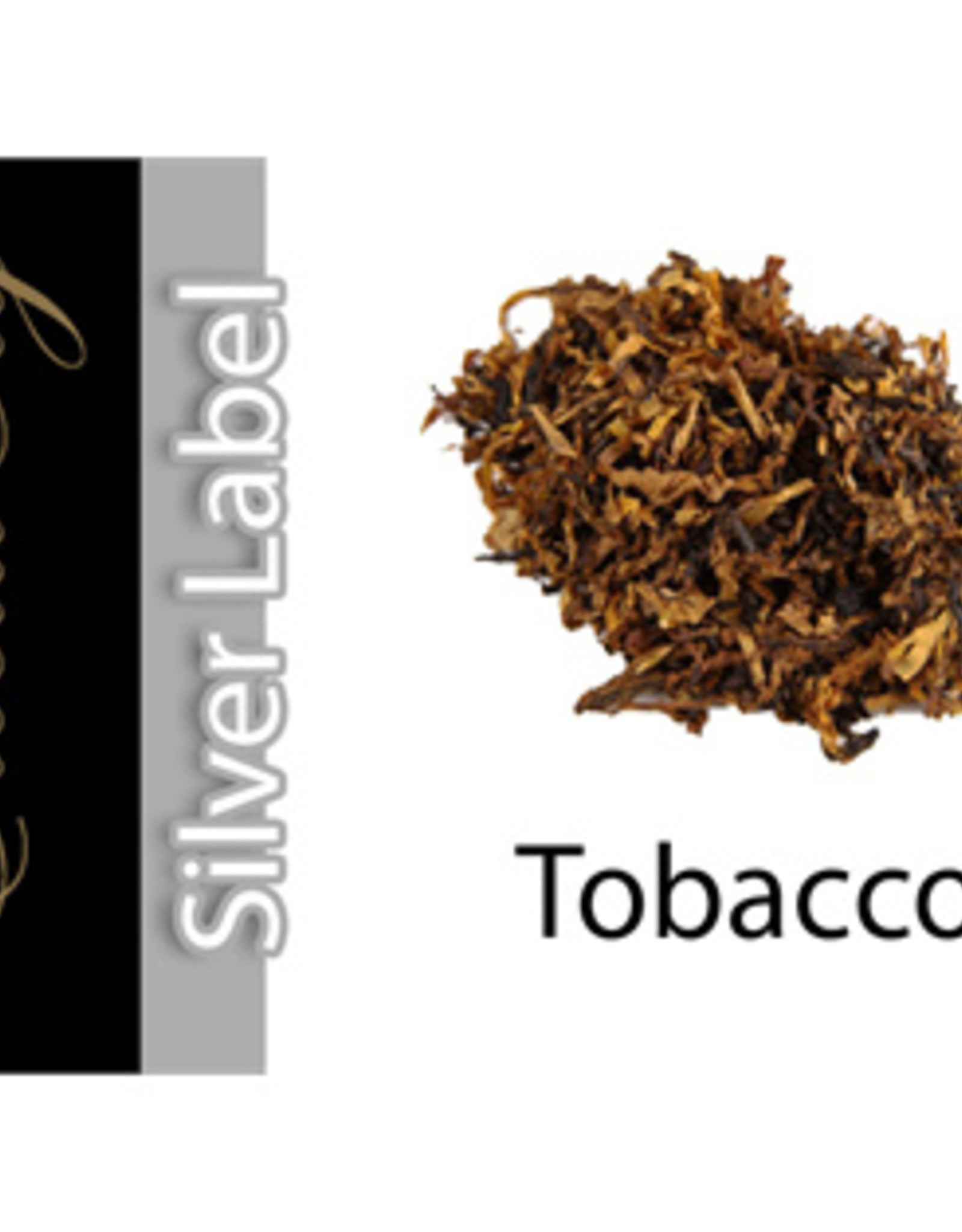 Exclucig Exclucig Silver Label E-liquid Tobacco 6 mg Nicotine