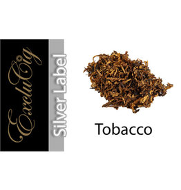 Exclucig Exclucig Silver Label E-liquid Tobacco 12 mg Nicotine