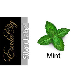 Exclucig Exclucig Silver Label E-liquid Mint 18 mg Nicotine