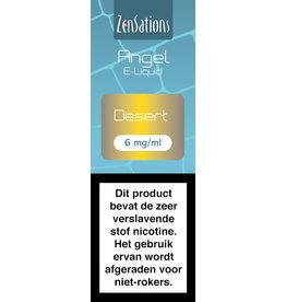 Zensations Zensations Angel E-Liquid Desert 6 mg Nicotine