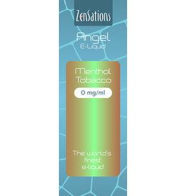 Zensations Zensations Angel E-Liquid Menthol Tobacco 0 mg Nicotine