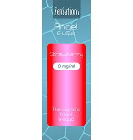 Zensations Zensations Angel E-Liquid Strawberry 0 mg Nicotine