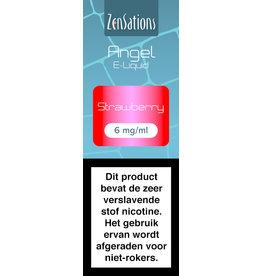 Zensations Zensations Angel E-Liquid Strawberry 6 mg Nicotine