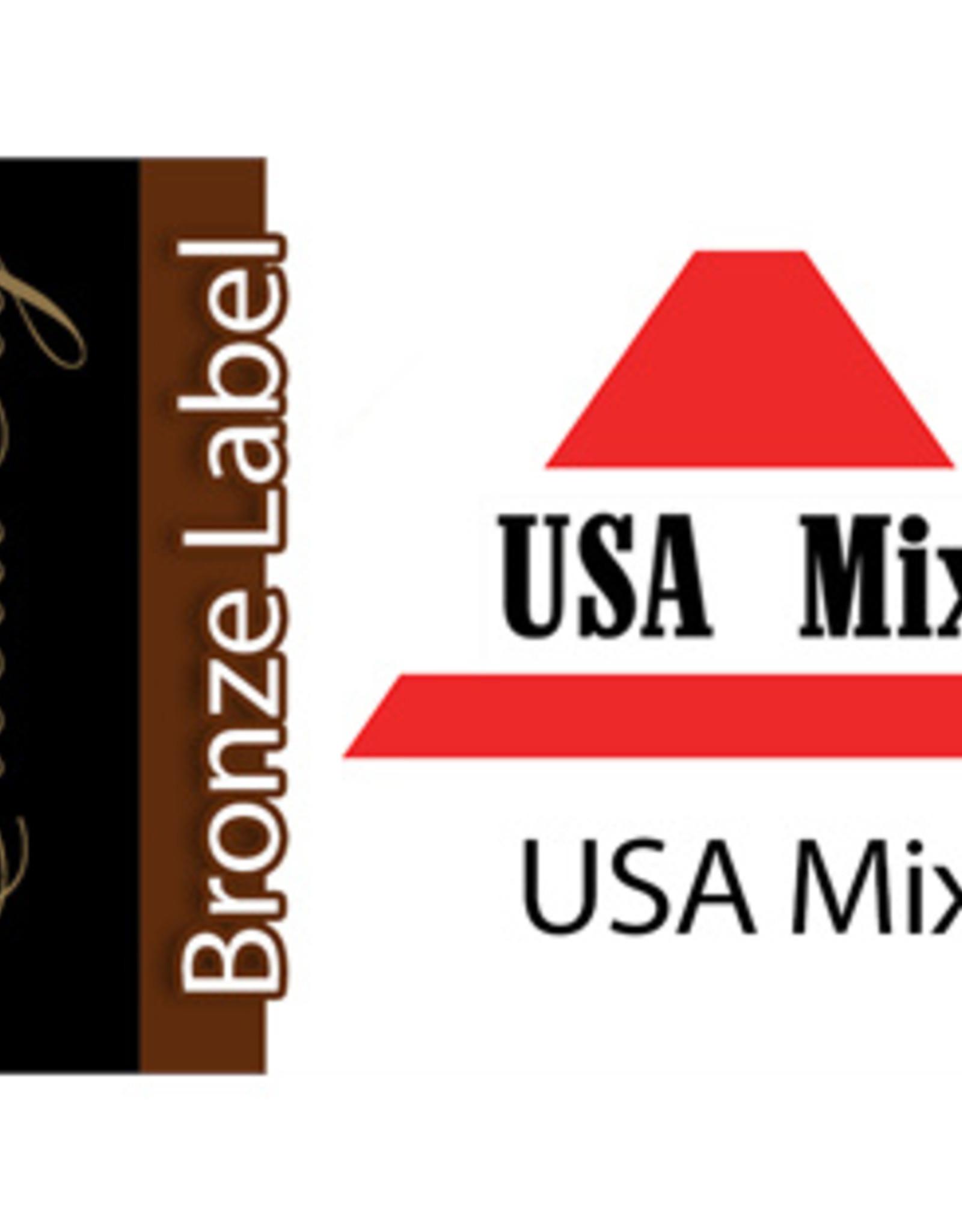 Exclucig Exclucig Bronze Label E-liquid USA Mix 18 mg Nicotine