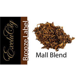 Exclucig Exclucig Bronze Label E-liquid Mall Blend 18 mg Nicotine