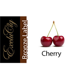 Exclucig Exclucig Bronze Label E-liquid Cherry 6 mg Nicotine