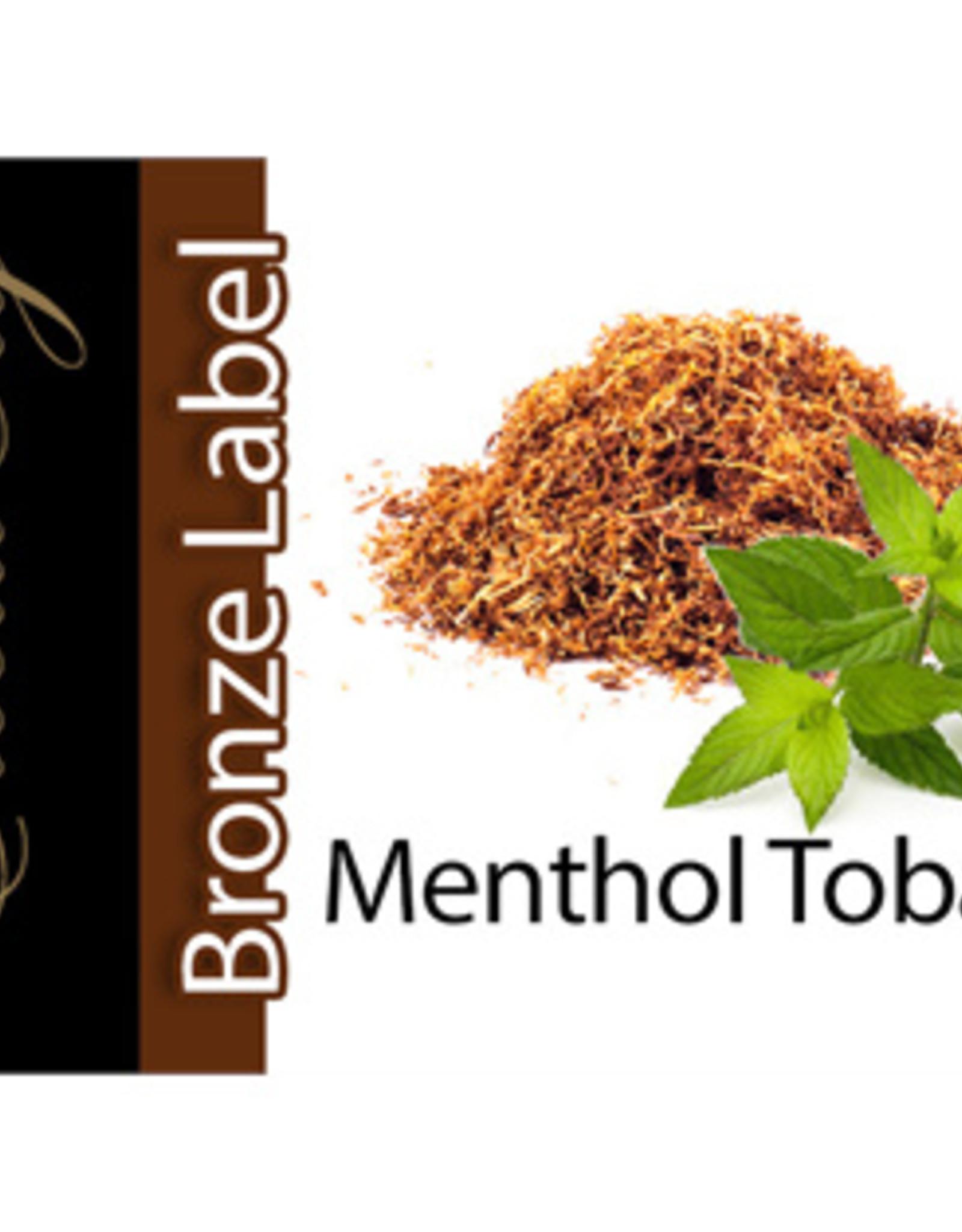 Exclucig Exclucig Bronze Label E-liquid Menthol Tobacco 6 mg Nicotine