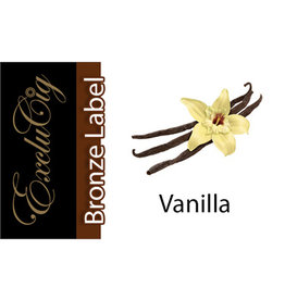 Exclucig Exclucig Bronze Label E-liquid Vanilla 18 mg Nicotine