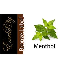 Exclucig Exclucig Bronze Label E-liquid Menthol 0 mg Nicotine