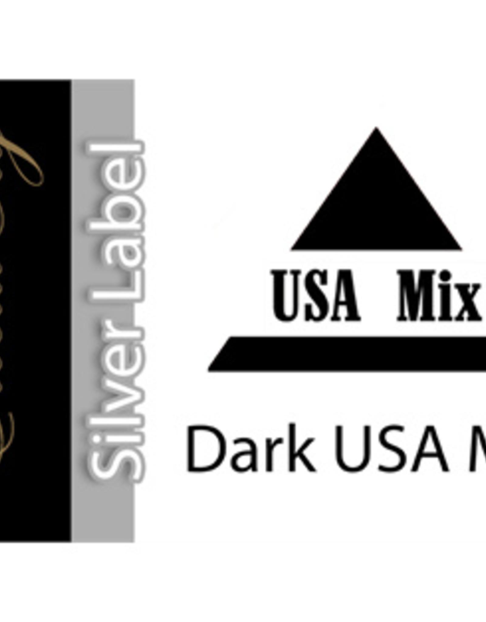 Exclucig Exclucig Silver Label E-liquid Dark USA Mix 18 mg Nicotine