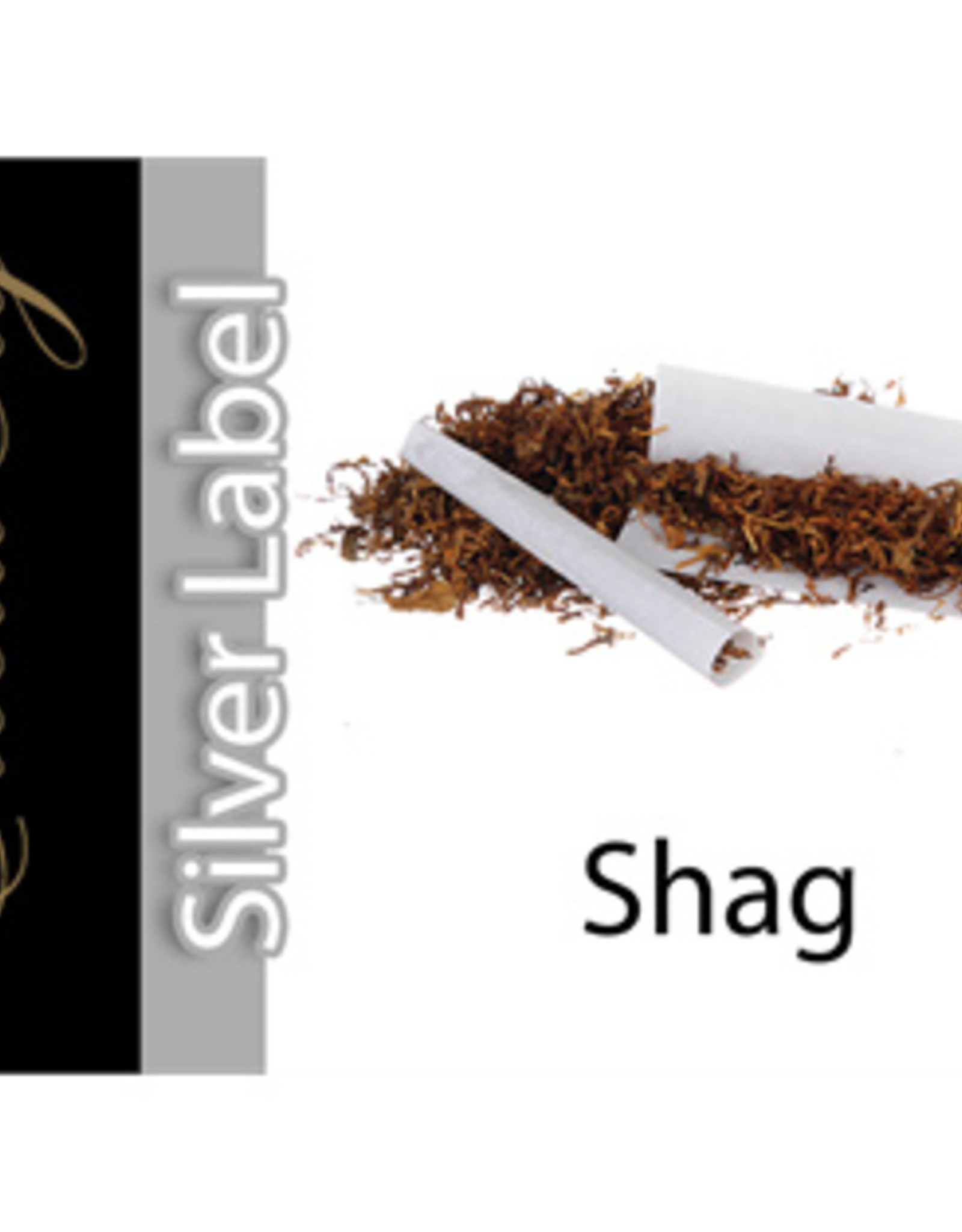 Exclucig Exclucig Silver Label E-liquid Shag 18 mg Nicotine