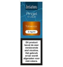 Zensations Zensations Angel E-Liquid Tobacco 3 mg Nicotine