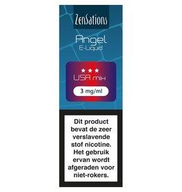 Zensations Zensations Angel E-Liquid USA Mix 3 mg Nicotine