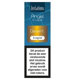 Zensations Zensations Angel E-Liquid Desert 3 mg Nicotine